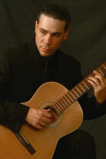 Christopher Schlegel w/ Classical Guitar