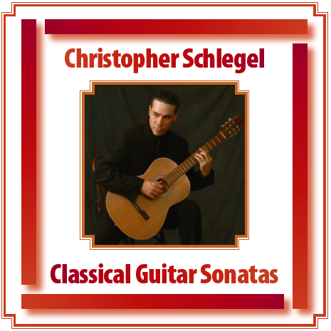 Christopher Schlegel Classical Guitar